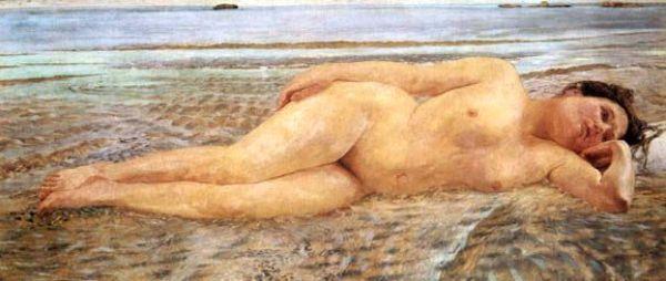 Klinger-sulla-spiaggia
