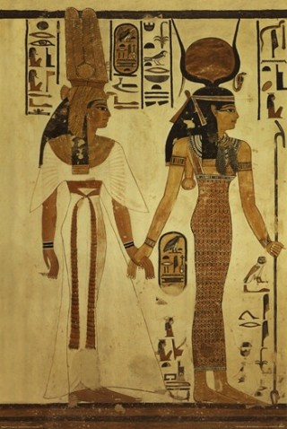 Nefertiti-Iside
