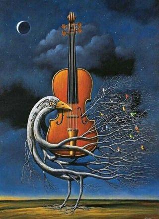 Olbinski-violino