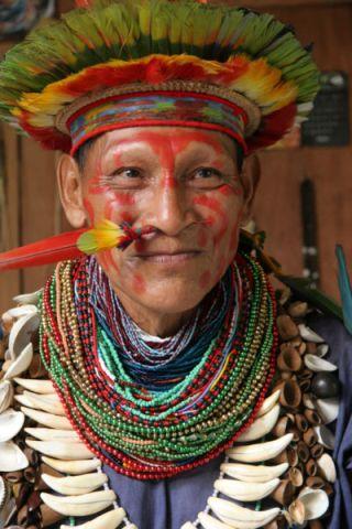 sciamano-amazzonico