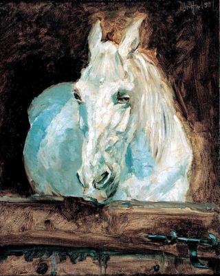 Toulouse-Lautrec-cavallo