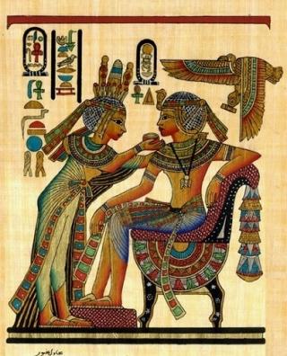 Tutankhamen-sposa