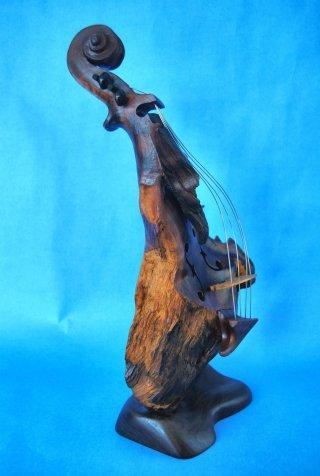 violino-scultura