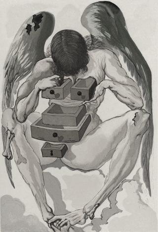 Dalì-corpo-cassettiera-2