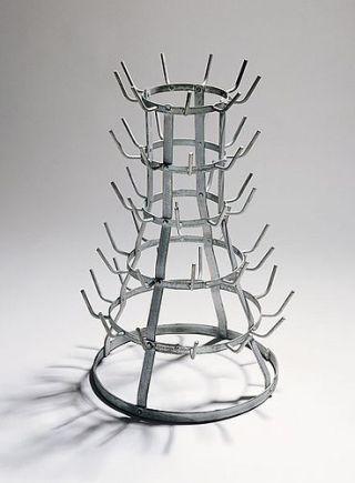 Duchamp-portabottiglie