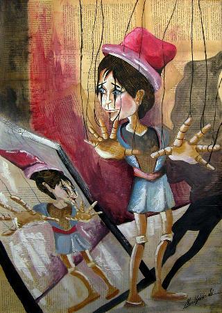 Golebiowski-marionetta