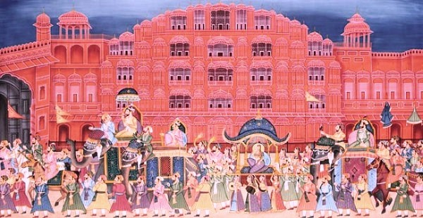 Mahal-palazzo