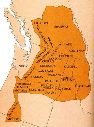 mappa-tribù-Columbia