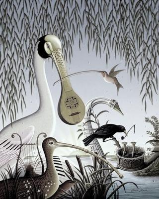 Marsh-coro-uccelli