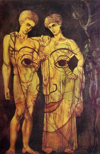Picabia-Adamo-Eva