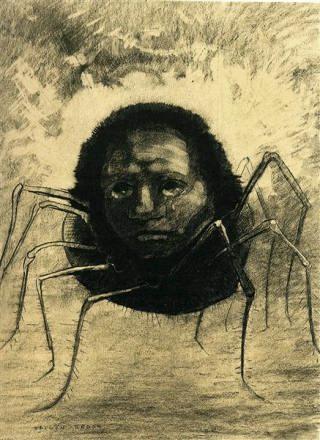 Redon-ragno-piangente