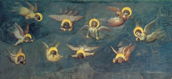 Giotto-lamentazione-morte-Cristo-Angeli
