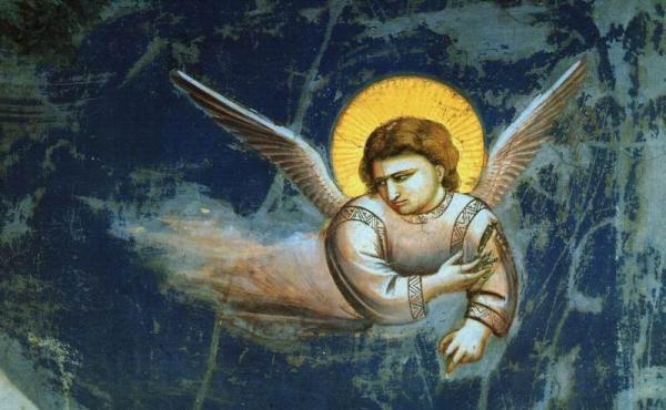 Giotto-vita-Cristo-dettaglio-Angelo