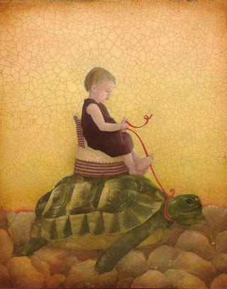 McPhie-tartaruga-bambino