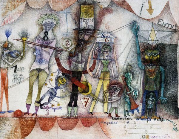 Klee-musica-pupi