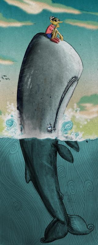 Pinocchio-su-balena