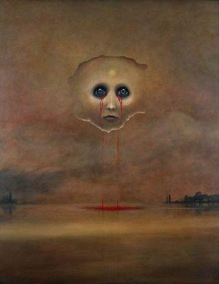 Beksinski-lacrime-sangue