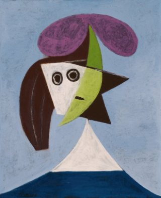 Picasso-ritratto-Olga