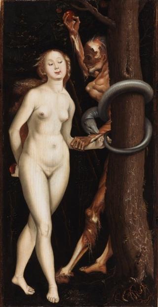 Grien-Eva-serpente-morte