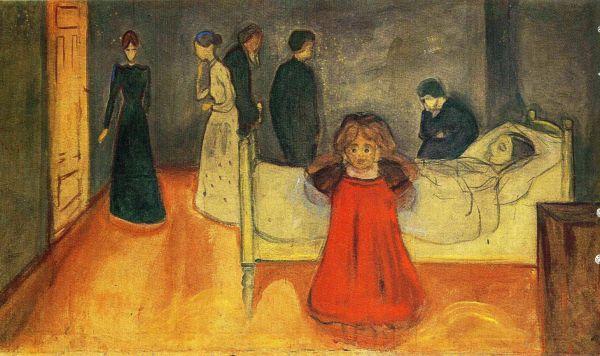 Munch-madre-morta-bambina