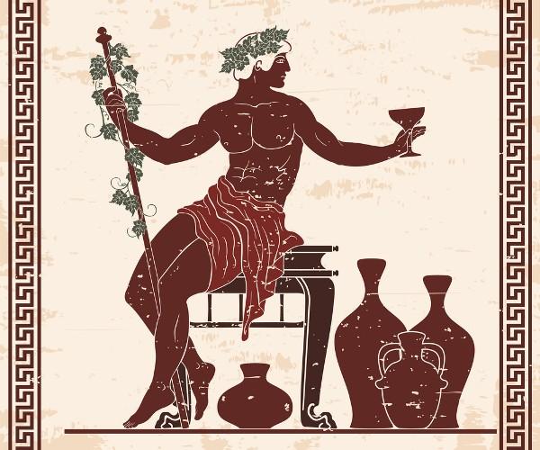 Dioniso-vino