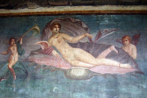 Venere-conchiglia-Pompei-2