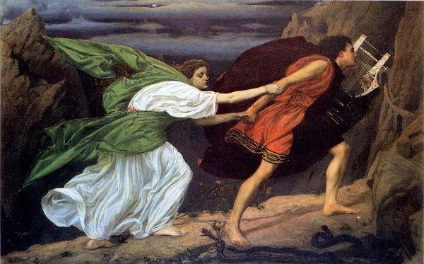 Poynter-Orfeo-Euridice
