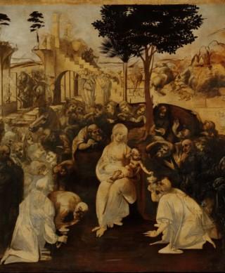 Leonardo-adorazione-Magi