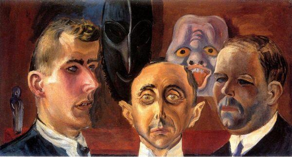 Otto-Dix-ritratto-di-gruppo