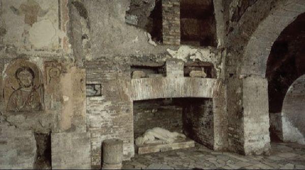 santa-Cecilia-sotterraneo
