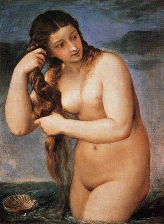 Tiziano-Venere-Anadyomene